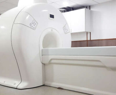 portable MRI scanner from India
